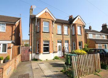 Thumbnail 1 bedroom flat for sale in Gordon Road, Ashford, Surrey