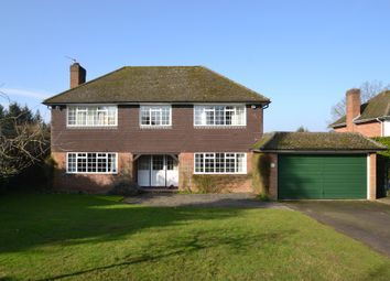 Thumbnail 4 bed detached house for sale in Winstone Close, Amersham