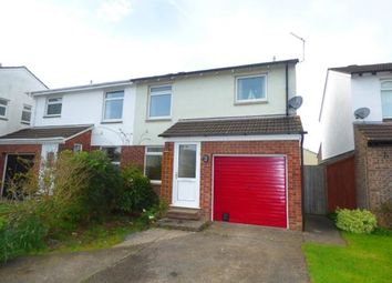 Thumbnail 4 bed semi-detached house for sale in Becket Road, Weston-Super-Mare