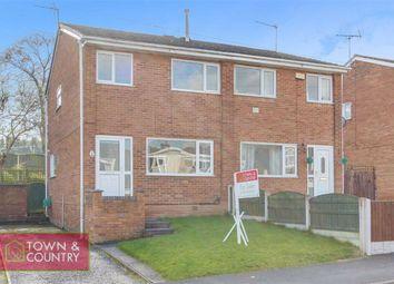 Thumbnail 3 bed semi-detached house for sale in Uplands Avenue, Connahs Quay, Deeside, Flintshire