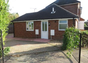 Thumbnail 1 bedroom bungalow for sale in Northfields, Dunstable