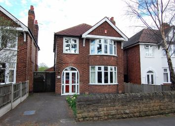 Thumbnail 3 bed detached house for sale in Wollaton Road, Nottingham