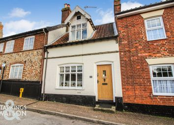 Thumbnail 3 bed terraced house for sale in Damgate Street, Wymondham