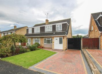 Thumbnail 3 bed semi-detached house for sale in Broxbourne Close, Cherry Hinton, Cambridge