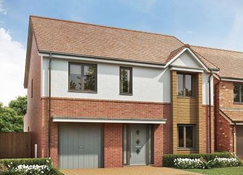 "Thumbnail 4 bed semi-detached house for sale in ""The Rosebury"" at Vigo Lane, Chester Le Street"