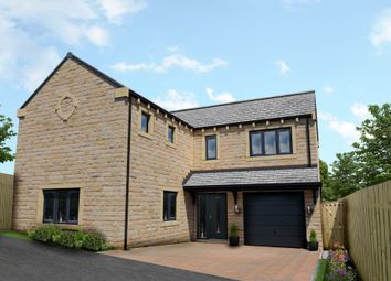 4 bed detached house for sale in Mill Moor Road, Meltham, Holmfirth HD9