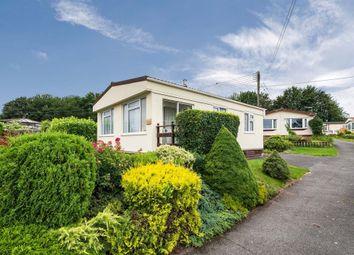Thumbnail Mobile/park home for sale in Hillside, Littleton, Winchester