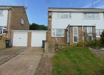 Thumbnail 2 bed semi-detached house for sale in Lapwing Close, South Croydon