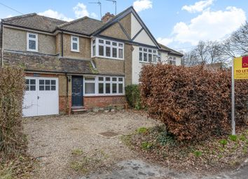Thumbnail 3 bed semi-detached house to rent in Forest Road, Ascot