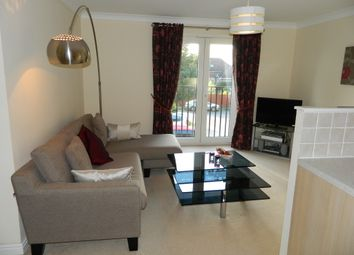 Thumbnail 2 bedroom flat to rent in Darlington Road, Basingstoke