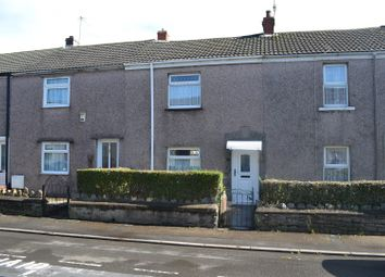 Thumbnail 2 bed terraced house for sale in William Street, Swansea