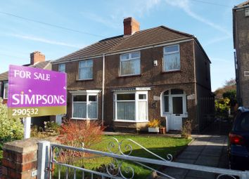 Thumbnail 3 bedroom semi-detached house for sale in 144 Cockett Road, Cockett, Swansea