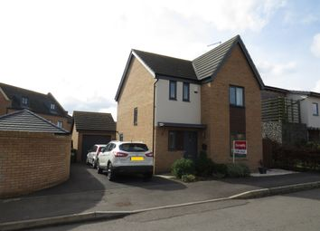 Thumbnail 3 bed detached house for sale in Winsor Crescent, Hampton Vale, Peterborough