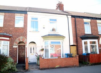 2 bed terraced house for sale in Blenheim Street, Princes Avenue, Hull, Yorkshire HU5