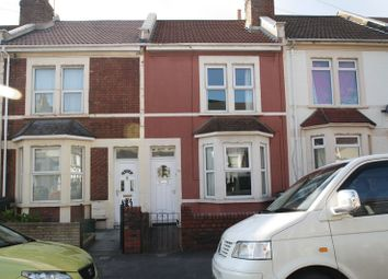 Thumbnail 3 bedroom terraced house for sale in Highworth Road, St Annes, Bristol