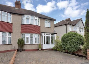 Thumbnail 3 bed property for sale in Marlow Drive, Cheam, Sutton