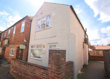 Thumbnail 2 bed end terrace house for sale in Queen Street, Market Rasen