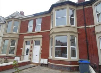 Thumbnail 3 bedroom flat to rent in Burlington Road, Blackpool