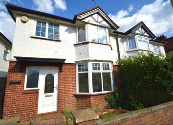Thumbnail 3 bed semi-detached house to rent in St. Albans Road, Watford