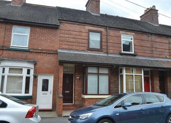 Thumbnail 3 bed town house for sale in Portland Street, Leek