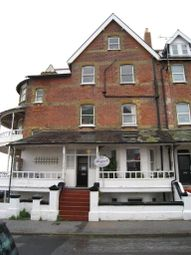 Thumbnail 2 bed flat to rent in Sussex Gardens, Westgate-On-Sea
