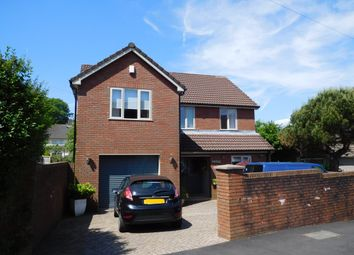 Thumbnail 4 bed detached house for sale in Princes Avenue, Caerphilly