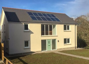 4 bed detached house for sale in Lamphey (Plot 11), Garden Meadows Park, Narberth Road, Tenby SA70