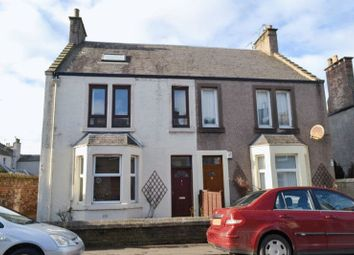 Thumbnail 3 bed maisonette to rent in Waggon Road, Leven, Fife