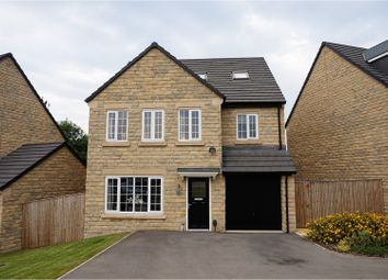 Thumbnail 4 bed detached house for sale in St. James Road, Wakefield