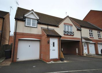 Thumbnail 2 bed flat to rent in Chaplin Close, Sileby, Loughborough