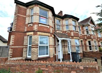 Thumbnail 2 bed flat to rent in Waverley Road, Exmouth, Devon