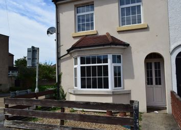 Thumbnail 3 bed terraced house to rent in Park Avenue, Northfleet