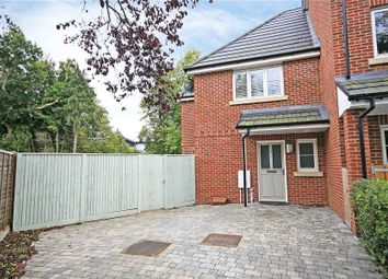 Thumbnail 2 bed terraced house for sale in York Close, Byfleet, West Byfleet