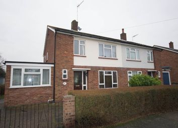 Thumbnail 3 bedroom end terrace house to rent in Turners Close, Bramfield, Hertford