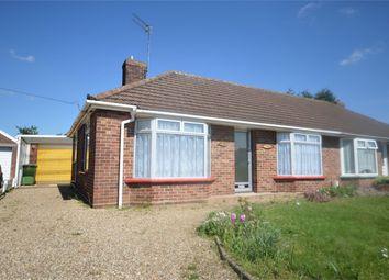 Thumbnail 2 bed semi-detached bungalow for sale in Meadow Way, Hellesdon, Norwich