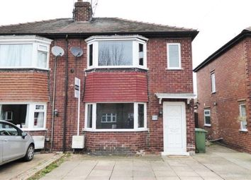 Thumbnail 3 bed semi-detached house to rent in Arnold Avenue, Retford