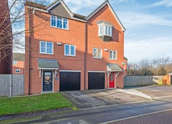 Thumbnail 4 bed semi-detached house for sale in Waggon Road, Middleton, Leeds