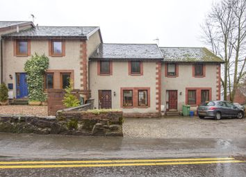 Thumbnail 3 bed terraced house for sale in Trossachs Road, Aberfoyle