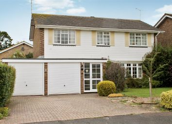 Thumbnail 4 bed detached house to rent in Titchfield Close, Burgess Hill