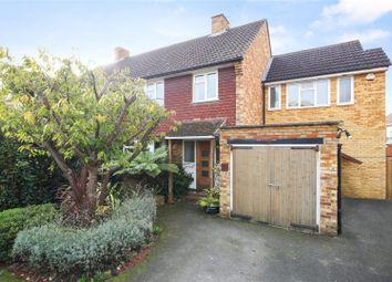Thumbnail 4 bed semi-detached house for sale in Bridge Road, Weybridge, Surrey