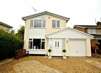 Thumbnail 3 bedroom detached house for sale in Ffordd Fer, Mynydd Isa, Mold