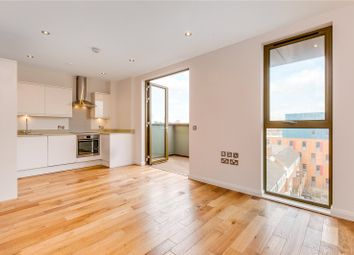 Thumbnail 3 bed flat to rent in Crondall Street, London