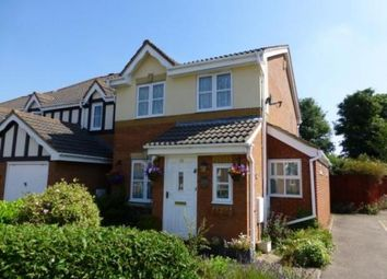 Thumbnail 3 bed detached house to rent in Heydons Court, Bradville, Milton Keynes