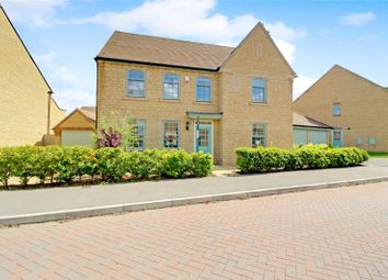 Thumbnail 4 bed detached house for sale in Chadelworth Way, Kingston Bagpuize, Oxfordshire