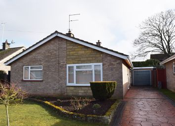 Thumbnail 3 bed detached bungalow for sale in Valence Road, Orton Waterville, Peterborough