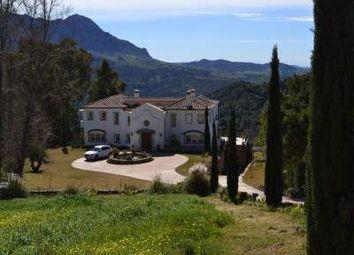 Thumbnail Land for sale in Gaucin, Malaga, Spain