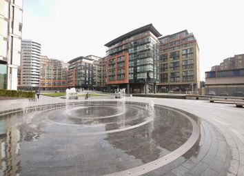 Thumbnail 3 bed flat for sale in South Wharf Road, London