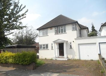 Thumbnail 3 bedroom detached house to rent in Corringway, London
