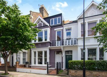 Thumbnail 5 bed terraced house for sale in Tournay Road, Fulham, London