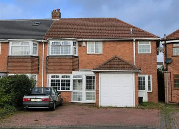 4 bed semi-detached house for sale in Cambrai Drive, Hall Green, Birmingham B28